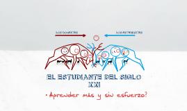 ESTUDIANTE DEL SIGLO XXI