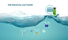 Alkalinity and Health