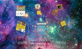 nanotecnología SIGLO XXI
