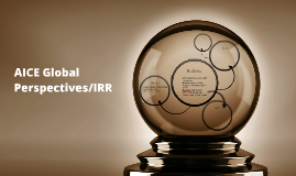 AICE Global Perspectives/IRR