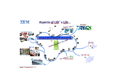 IBM Introduction to Lillis Life_Transformation to a digital world