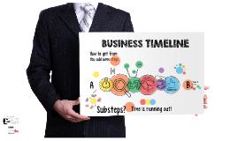 Copy of Copy of Business Timeline Color Sketch - original