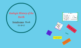 Geologic History of the Earth