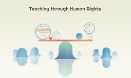 Teaching through Human Rights