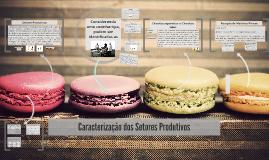 Caracterização dos Setores Produtivos