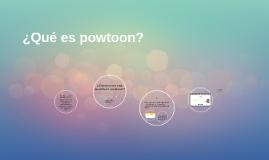 ¿Qué es powtoon?