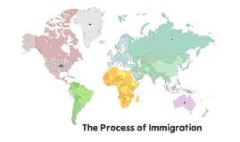 The Process of Immigration