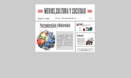 MEDIOS,CULTURA Y SOCIEDAD