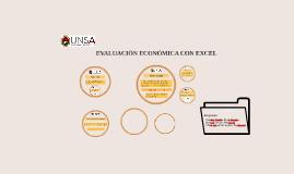 Evaluación Económica con Excel