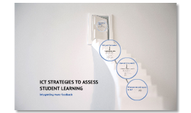DESIGINING ICT STRATEGIES TO ASSESS STUDENT LEARNING