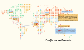 Conflictos en oceania.
