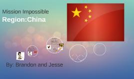 Region:China