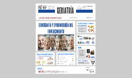 Demografía y epidemiología del envejecimiento