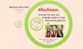 1HV H1 P8 Nederland trekt en duwt