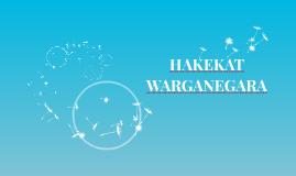 HAKEKAT WARGANEGARA