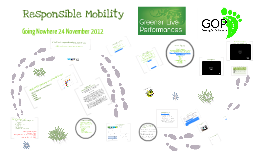 Responsible Mobility