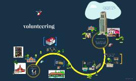 volunteering by ilaena hepford