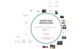 SHORT FILM PRODUCTION_7Sep2017