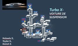 Voiture de suspension