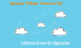Copy of California Dream Act Application