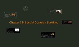 Prez Comm 12- Spec Occs