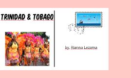 Mon CULTURE - TRINIDAD & TOBAGO