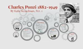 Charles Ponzi 1882-1949