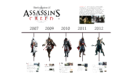 MMINTRO - Evolution of Assassin's Creed