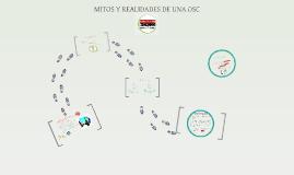 MItos y Realidades de las OSC
