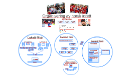 Organisering av Norsk idrett