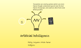 Copy of The Science Of artificial Intelligence