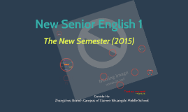 The New Semester
