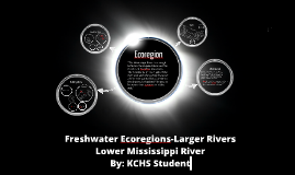 Copy of Freshwater Ecoregions-Larger Rivers