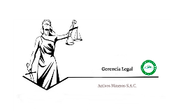 Gerencia Legal de AMSAC