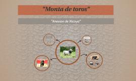 """Monta de toros"""