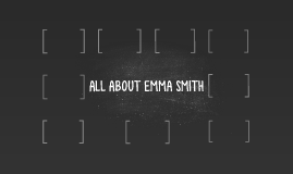 ALL ABOUT EMMA SMITH