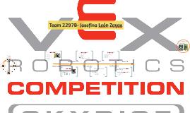 Team 2297B- Josefina León Zayas