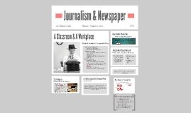 Journalism & Newspaper