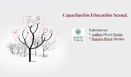 Capacitación Educación Sexual, Afectividad y Género.