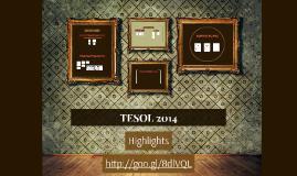 TESOL 2014
