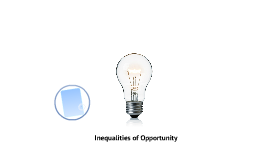 Inequalities of opportunity