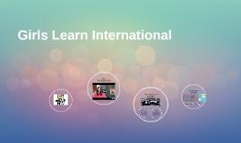 Girls Learn International