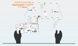 Copy of Modelo de Desarrollo Organizacional relacionado con Argyris