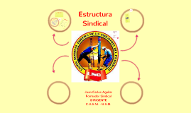 Copy of ESTRUCTURA SINDICAL
