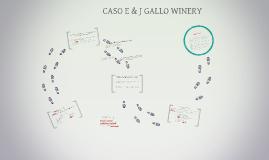 Copy of CASO E & J GALLO WINERY