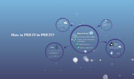 How to PREZI in PREZI?