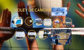 VOLEY DE CANCHA- Aixa ogaz