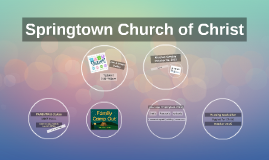 Springtown Church of Christ