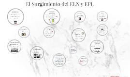 El Surgimiento del ELN y EPL