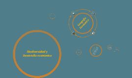 Biodiversidad y Desarrollo económico